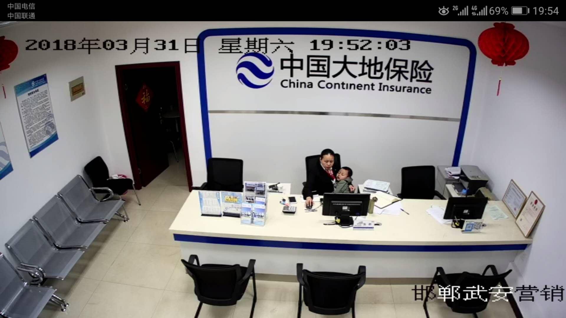 中国大地保险武安支公司