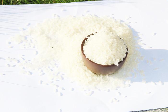 黑龙江镜泊湖石板大米 好吃又实惠