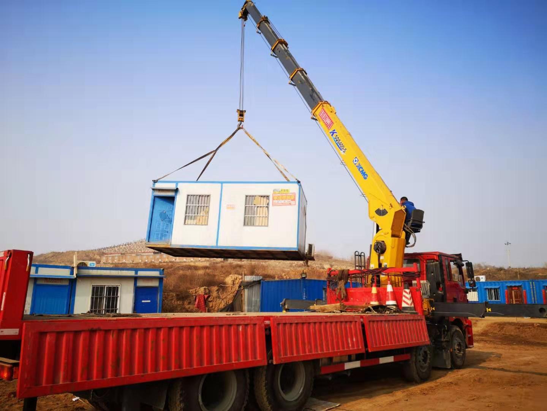 武安20吨随车吊